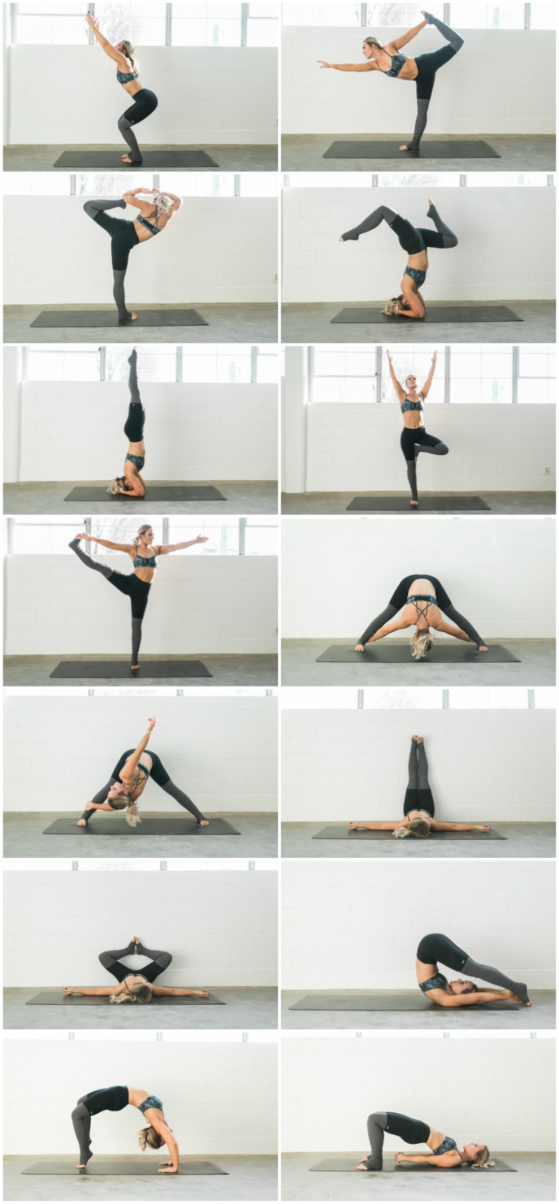 YOGA POSES THAT FIGHT ANXIETY AND DEPRESSION!