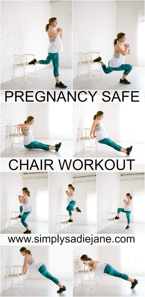 PREGNANCY SAFE WORKOUT FOR ALL HUMANS