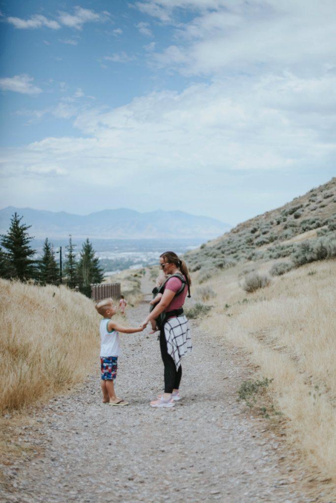 Ergo Baby Salt Lake 1