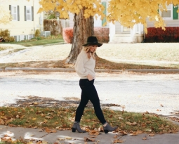 Juggling motherhood with Lee Jeans
