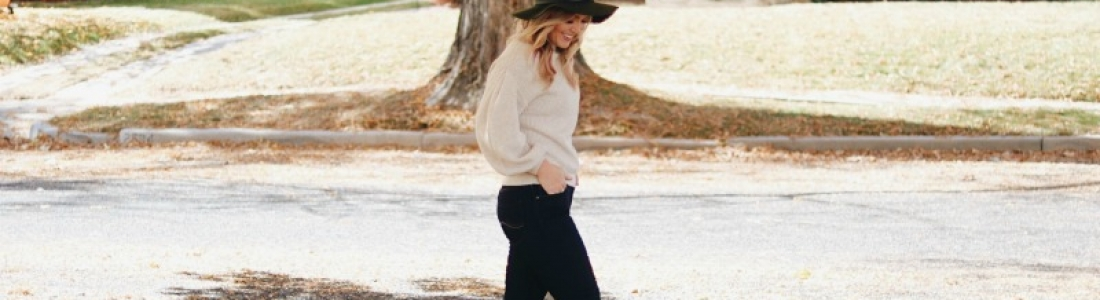 Juggling motherhood with Lee Jeans