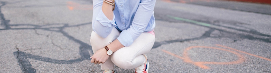 Colors of the year, in outfit form…