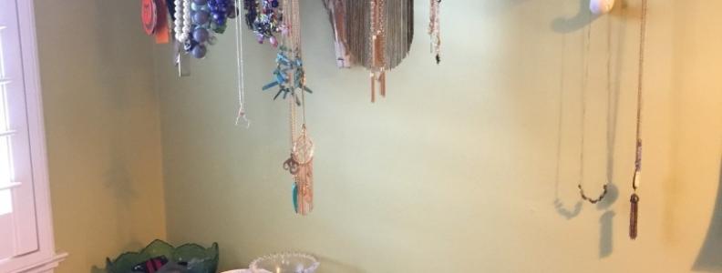 I found a way to organize it all!