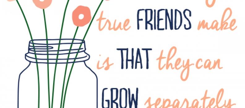 SERVICE COLLAB! APRIL: SERVE YOUR FRIEND