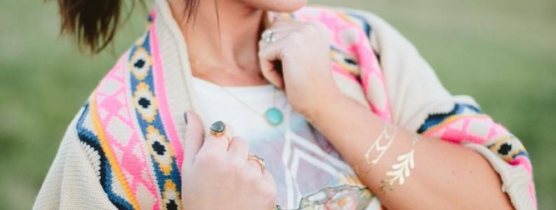 BOHO style + WHITE PLUM giveaway {Fashion}