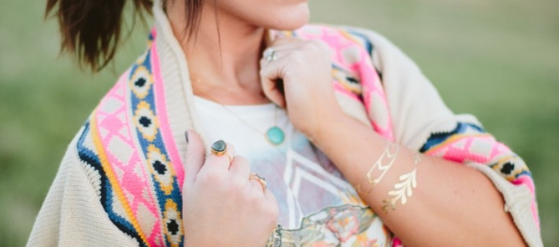 BOHO style + WHITE PLUM giveaway {Fashion}