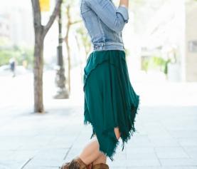 BOHO FRINGE BOOTS + A BOOT GIVEAWAY {Fashion}