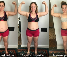 My POSTPARTUM JOURNEY – so far (up to week 14)
