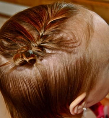 15 Toddler Hairstyles for a busy Toddler